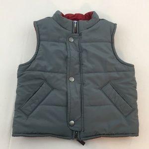 Janie & Jack 3T puffy vest